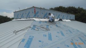 Commercial Metal Roofing Pinellas Park FL