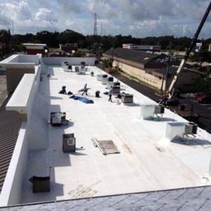 Commercial Roof Repair Pinellas Park FL
