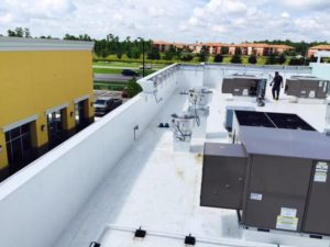 Commercial Roof Coatings Tampa FL