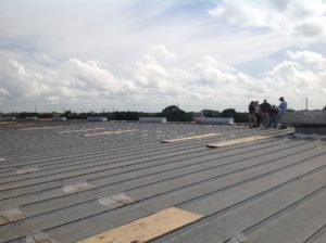 Commercial Metal Roofing Tampa FL