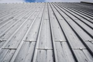 How Do You Cool Seal a Metal Roof?
